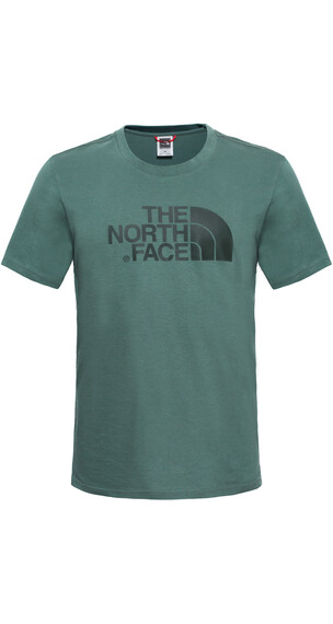 The North Face M's Easy S/S Tee Duck Green
